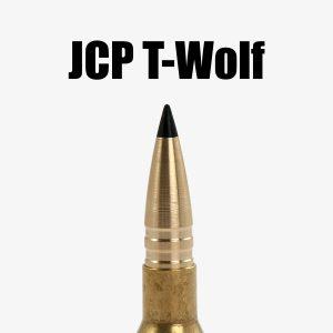 JCP T-Wolf #Blyfri Jagtammo